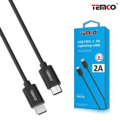 CABLE TPE 2A 1M TIPO-C A...