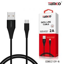CABLE TPE 2A 1M MICRO USB...
