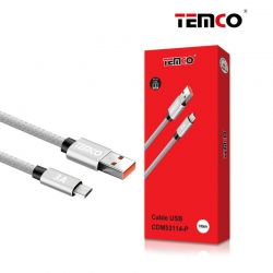 CABLE TRANS. MICRO USB 5P...